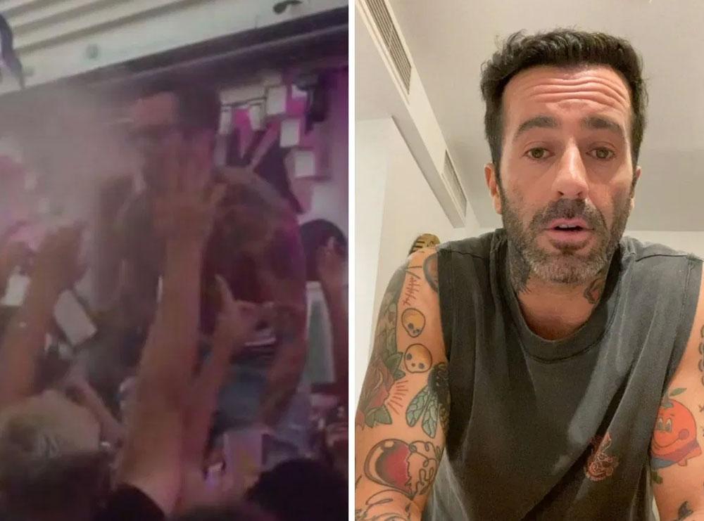 """'Tërbohet' Dj i njohur! Harron Covid-19 dhe pështyn me """"Jagermeister"""" mbi turmën në club"""