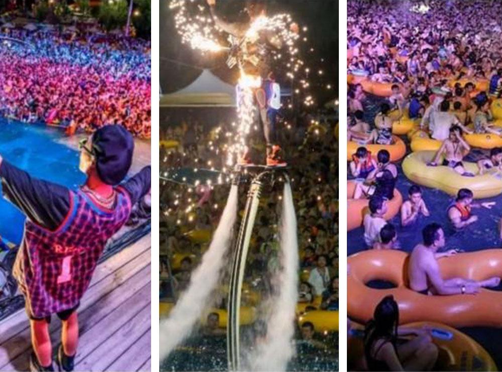 VIDEO/ Bota nën ethet e pandemisë, në Wuhan festohet pa maska