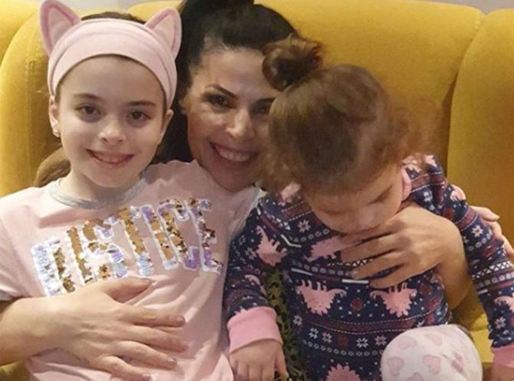 """""""Ti je mami?""""- Aurela Gaçe publikon bisedën emocionuese me vajzën e vogël: Po mundohet të kuptojë…"""
