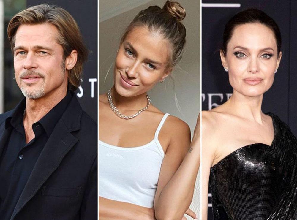 E dashura e Brad Pit nxjerr në pah format seksi! Tregon edhe një herë ngjashmërinë e jashtëzakonshme me Angelina Jolie