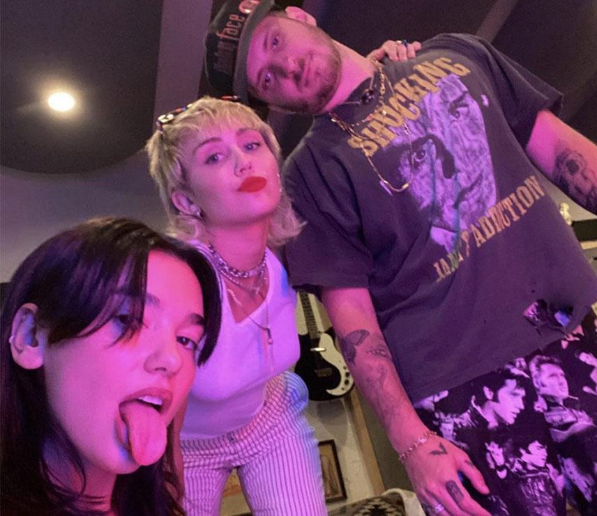 Konfirmohet bashkëpunimi i Miley Cyrus me Dua Lipën
