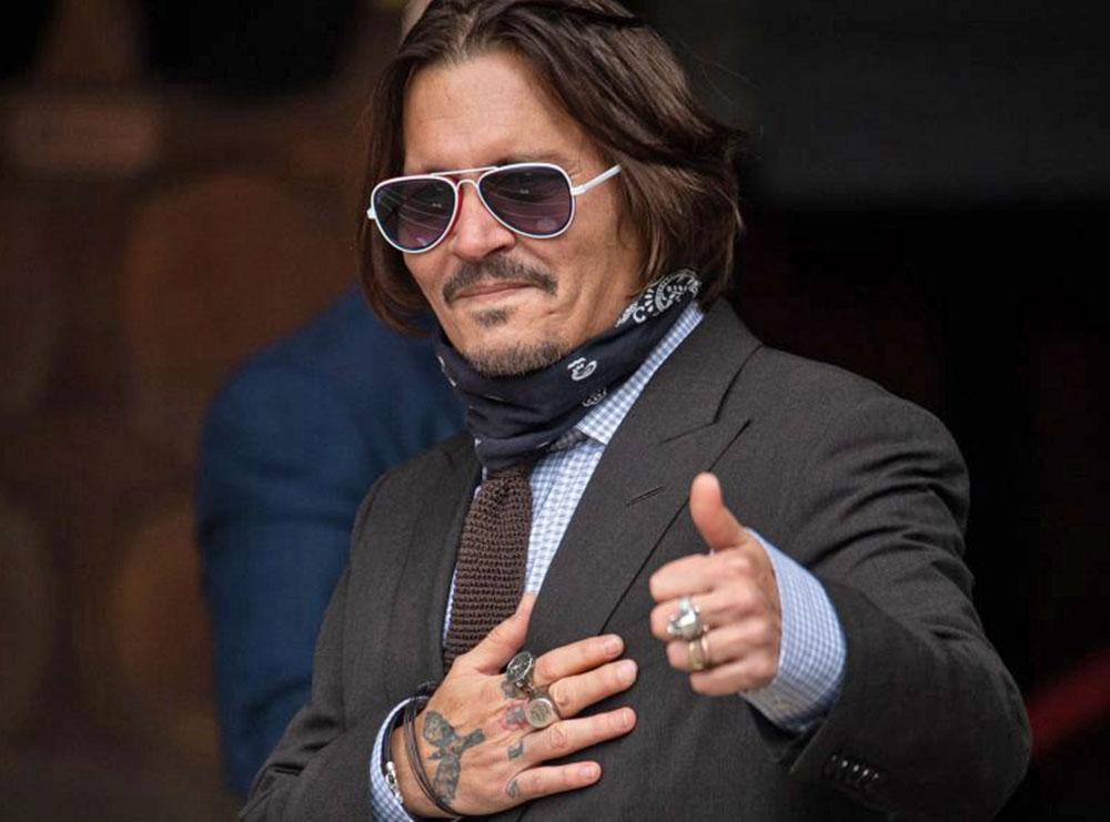 Johnny Depp në një lidhje të re dashurie