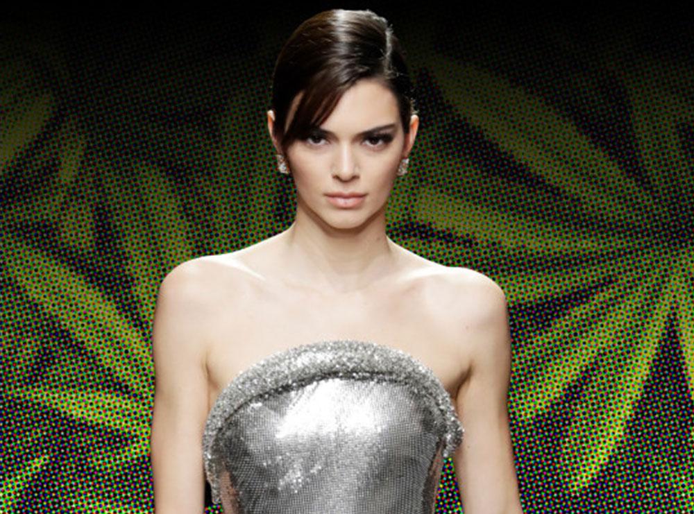 Kendall Jenner pranon publikisht se është konsumuese e rregullt e marijuanës