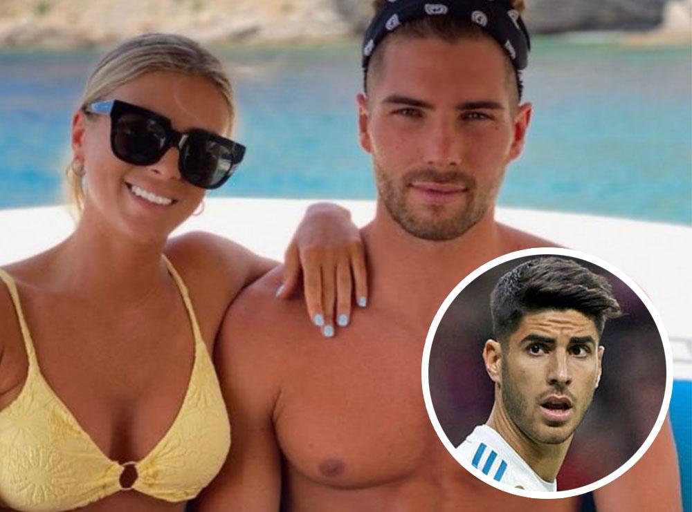 Asensio kujdes: djali i Zidane është i fejuari i ri i ish-të dashurës tënde, Marina Muntaner!