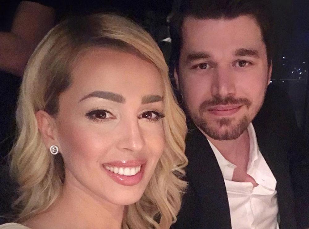 """""""Përgjithmonë"""", Miriam Cani poston videon romantike me Albanin duke…"""