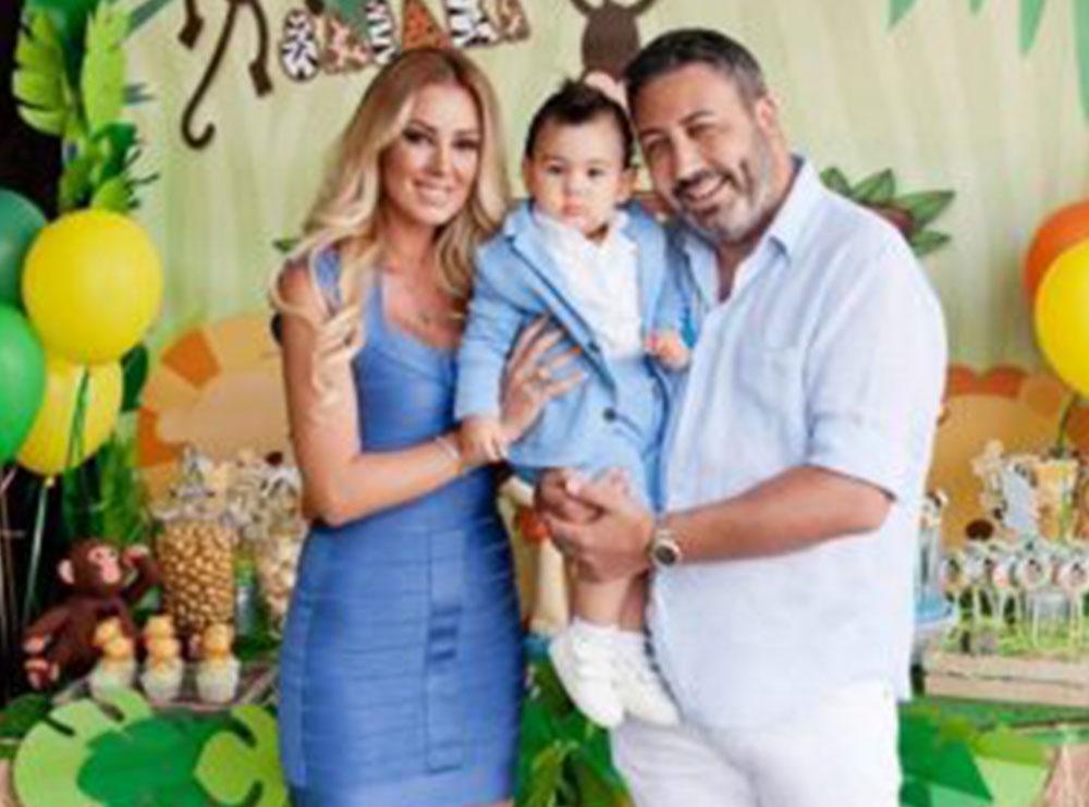 """""""Lumturia ime u ndërpre në mes"""", këngëtarja e njohur turke humb fëmijën gjatë shtatzënisë"""