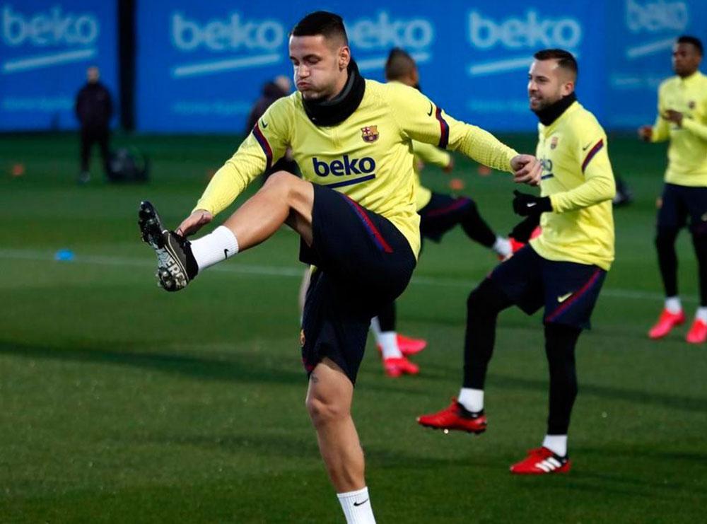 """Nisin negociatat, edhe Rei Manaj drejt Superligës turke. Zbulohet klubi që ka """"trokitur"""" në derën e Barcelonës"""