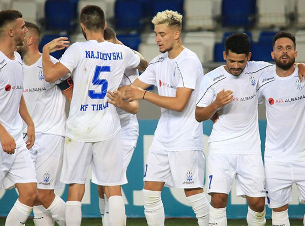 UEFA vendos, Tirana shmang Crvena Zvezdën. Rrezikohen dy kundërshtarë të frikshëm
