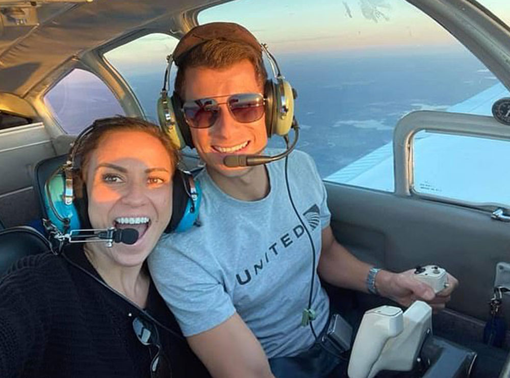 Udhëtuan me avion privat, çifti ndërron jetë katër ditë pas martesës! Ja ç'u ndodhi gjatë kthimit për në shtëpi
