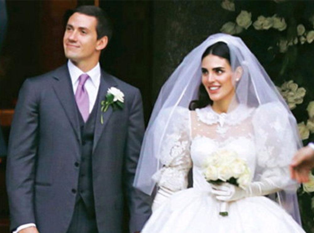 Kurorëzon dashurinë 9-vjeçare në martesë, brenda dasmës private të djalit të Silvio Berlusconit ku ishin të ftuar vetëm 35 persona
