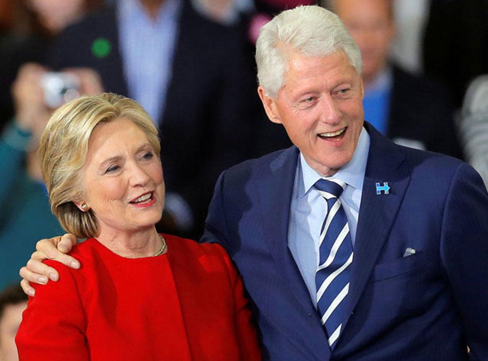 Parajsa në tokë/ Foto brenda shtëpisë shumëngjyrëshe dhe luksoze të Bill dhe Hillary Clinton