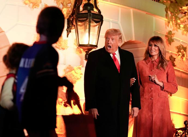 'Halloween' në Shtëpinë e Bardhë, si u shndërrua vendi dhe cila ishte foto më e famshme?