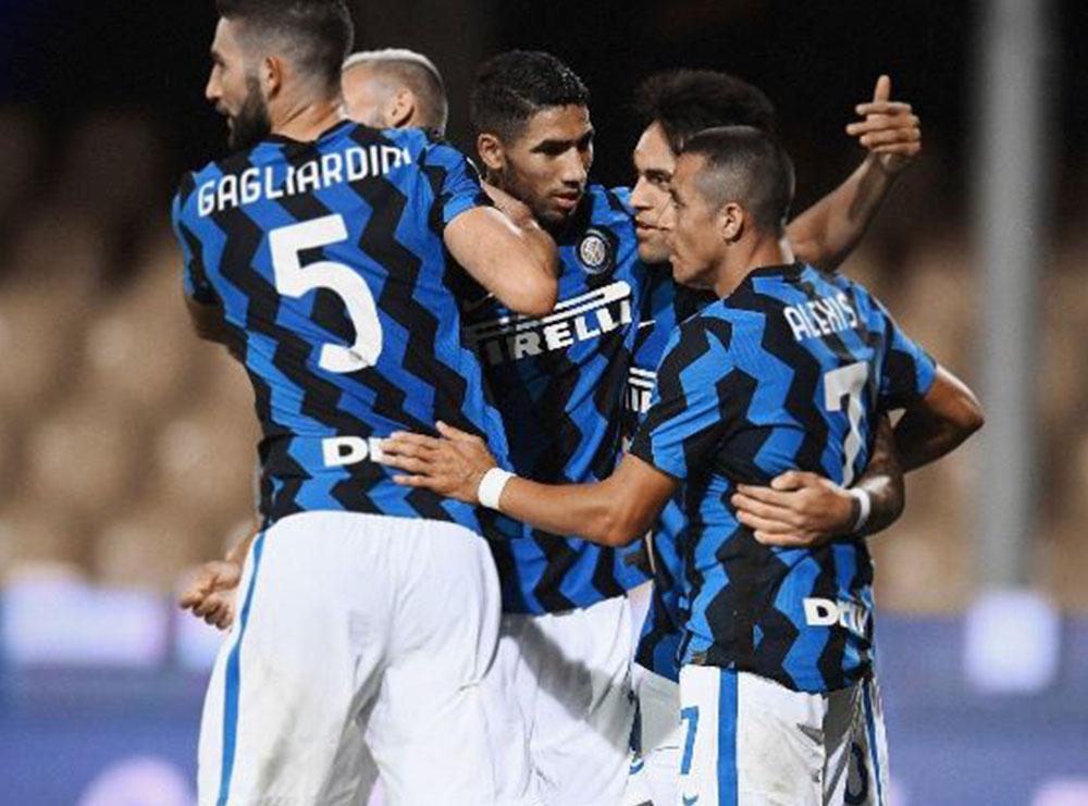 """VIDEO/ Triumf me """"manita"""", Interi nuk fal në transfertë ndaj Beneventos. Specia merr fitoren e parë"""