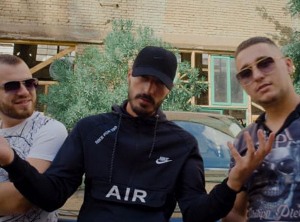"""Rony Rag """"diss"""" reperit të njohur në Londër, detaje nga klipi luksoz!"""