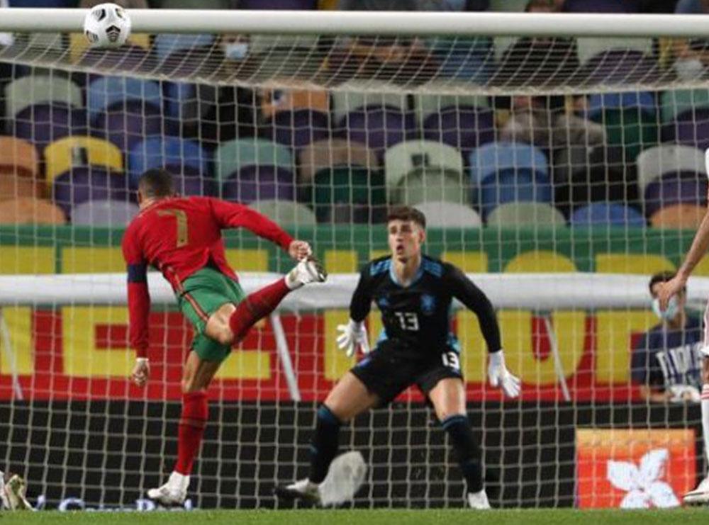 Video/ Ronaldon e ndal traversa, Gjermania e shpërqendruar, ndërsa Franca turpëron Ukrainën