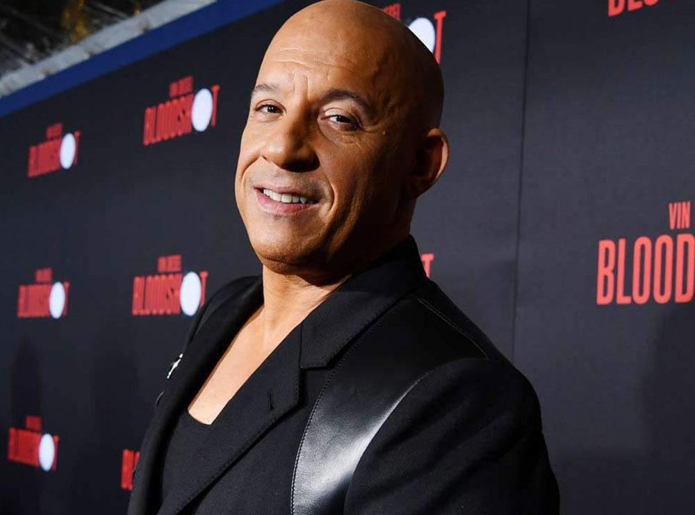 Vin Diesel publikon këngën e tij të parë