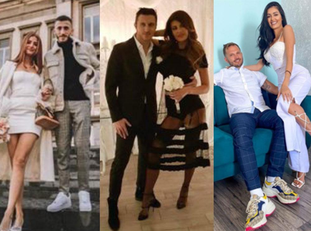 Aspak tradicionale, vajzat e famshme shqiptare që u martuan me fustanet më të veçanta të nusërisë
