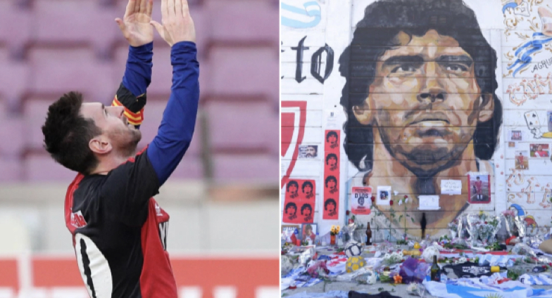 E PAPRITUR/ Mesi festoi me bluzën e Maradonës, Barcelona gjobitet nga FIFA