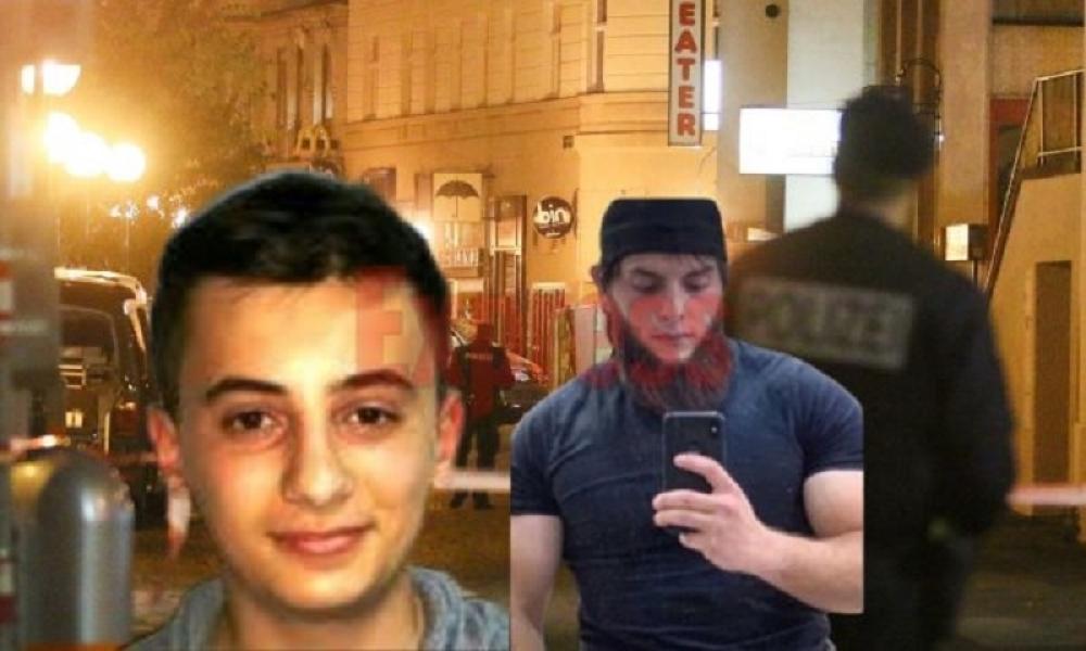 Nga ish futbollist në një terrorist, ky është shqiptari që qëndron pas sulmit makabër në Vjenë