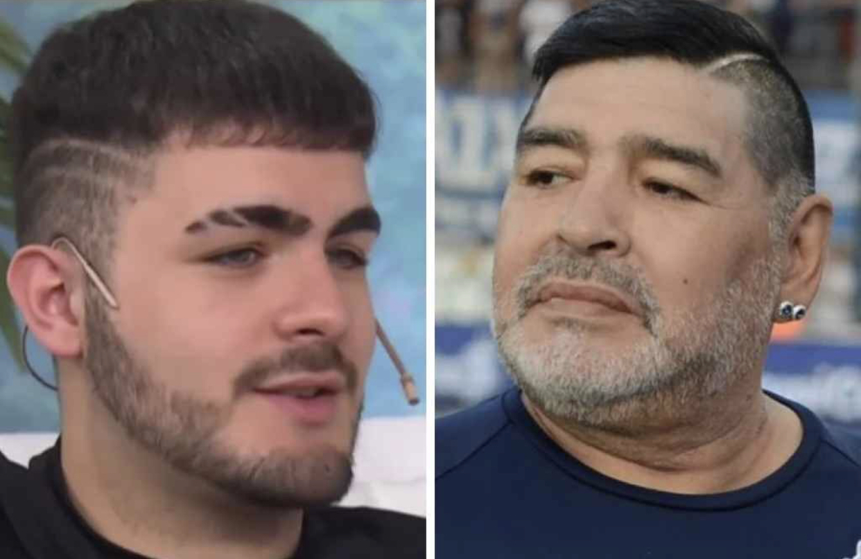 """""""Jam djali i tij, zhvarroseni ta provojmë"""", Maradona nuk gjen qetësi as në parajsë"""