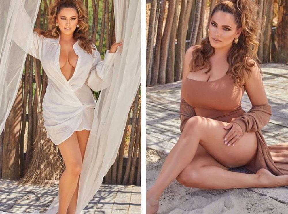 Feston sot 41-vjetorin e lindjes, modelja mahnit me linjat trupore seksi teksa pozon me bikini në pishinë