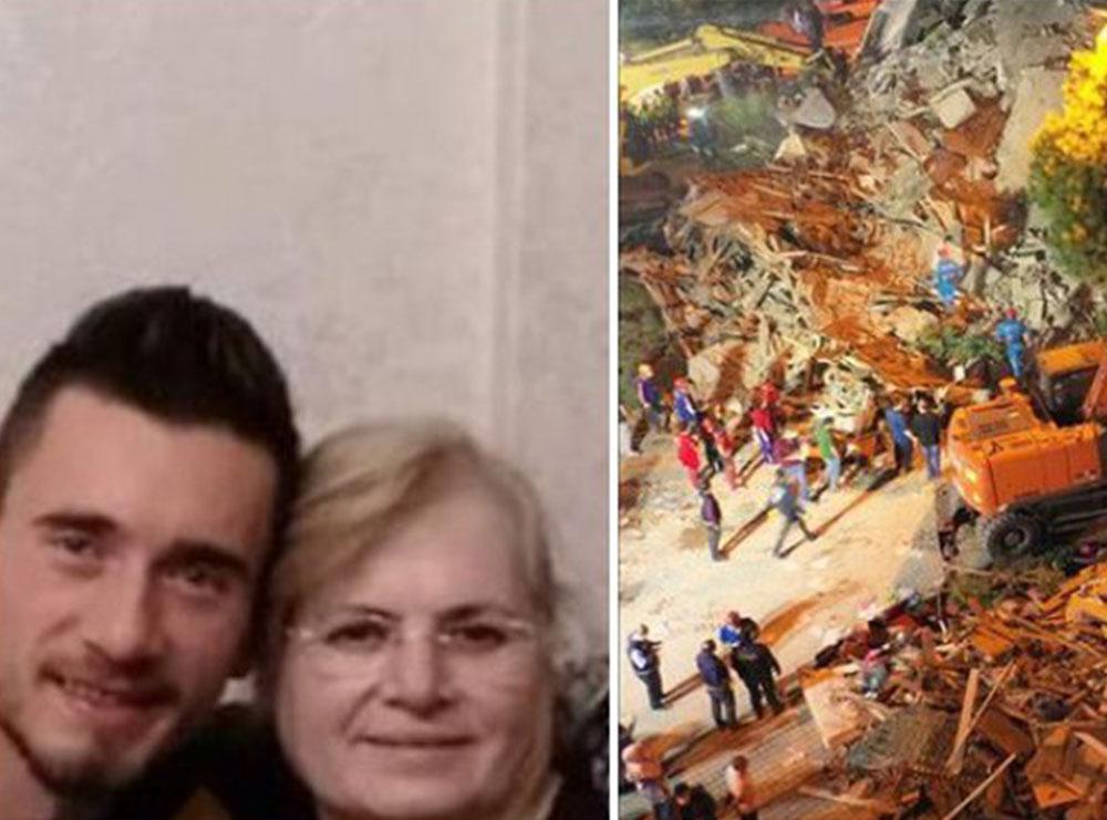 U gjetën të përqafuar nën rrënoja/ Gazetari: U dëgjuan thirrjet, nëna shqiptare vdiq, djali futbollist në koma