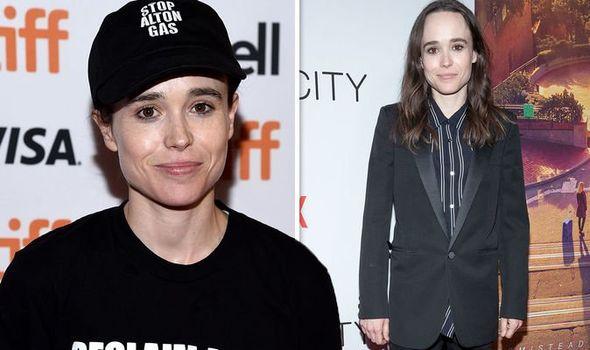 Ellen Page: Jam transgjinor