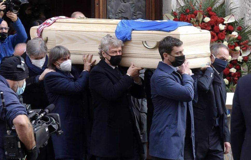 Shtëpia e heroit italian të Kupës së Botës u vodh gjatë funeralit të tij