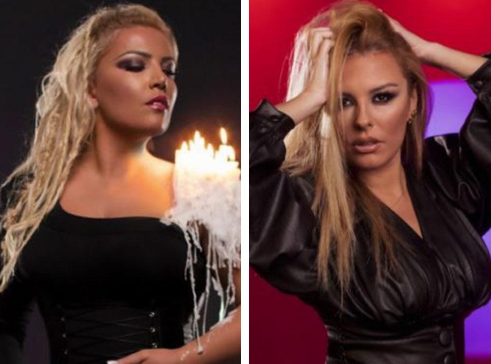 Janë rivale për në Eurovizion, por Era dhe Anxhela mbeten mike