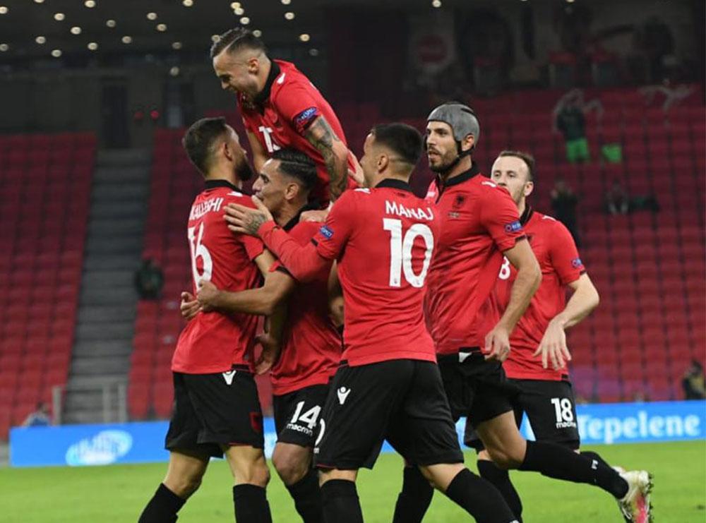 Përditësimi i renditjes së FIFA-s, ja në çfarë vendi e mbyll Shqipëria dhe Kosova 2020-ën