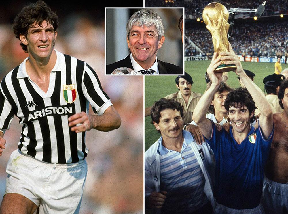 VIDEO/ I shënoi 3 gola Brazilit, kush ishte Paolo Rosi. Legjenda italiane që fitoi Botërorin, Topin e Artë dhe…