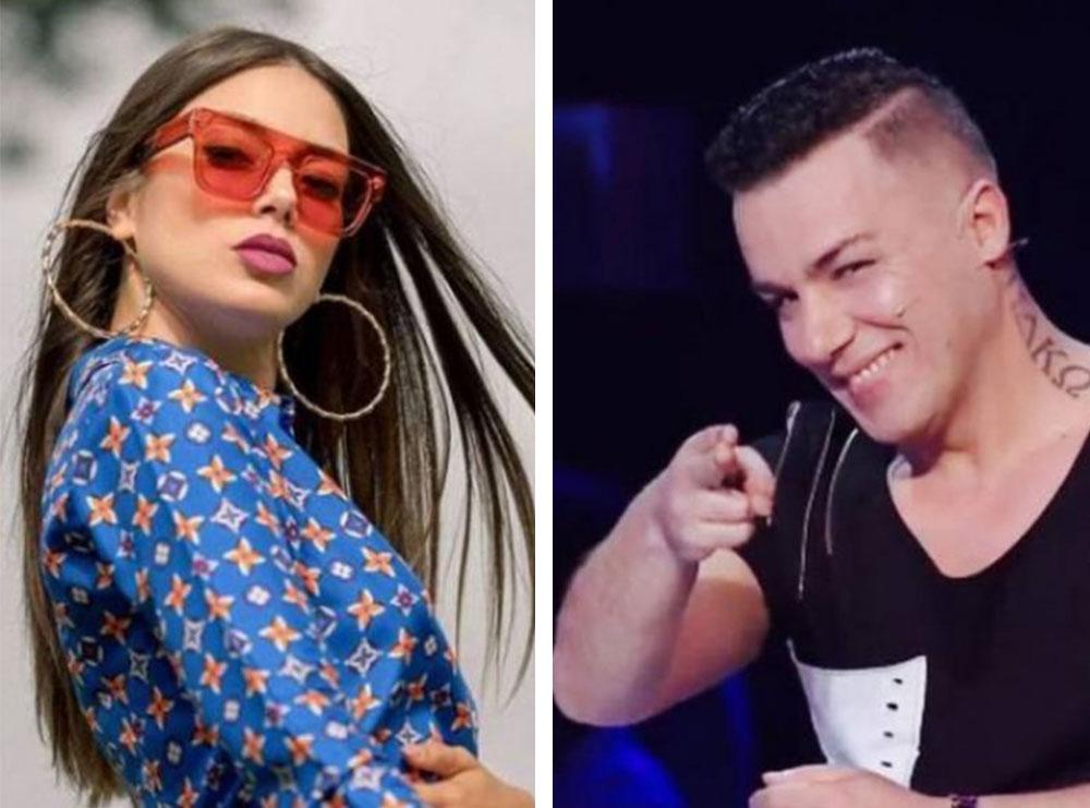 'Nëse nuk ishte këngëtare, do ishe super kërcimtare', Elvana Gjata replikon me Albi Nakon: Në fakt do isha bërë shefe kuzhine!