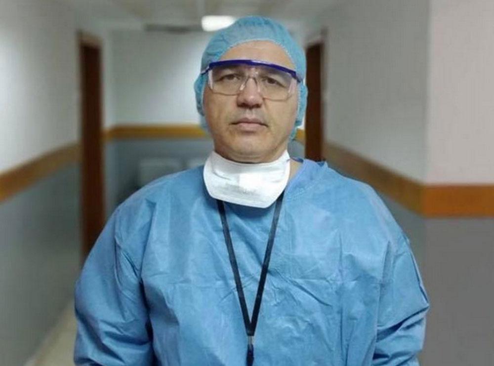 Infektohet drejtori i spitalit Covid 3, Arjan Harxhi dërgohet në Turqi