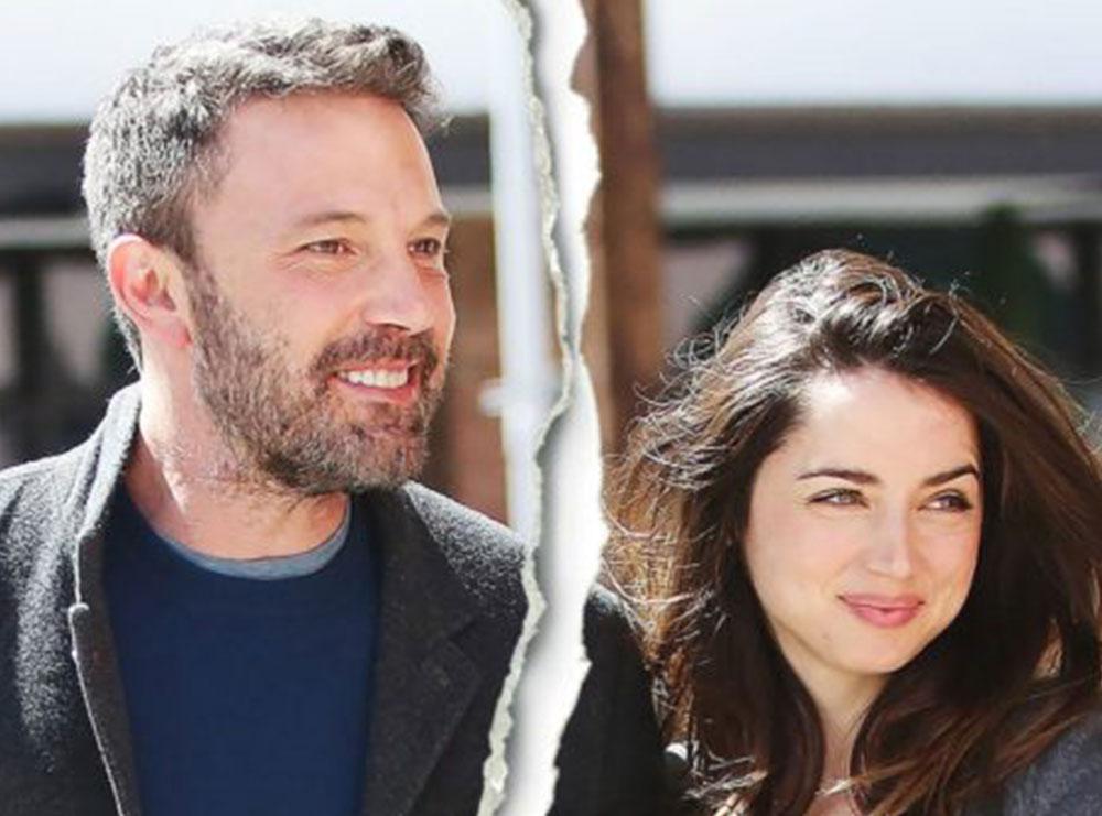 Pa bërë vitin bashkë, Ben Affleck ndahet nga partnerja