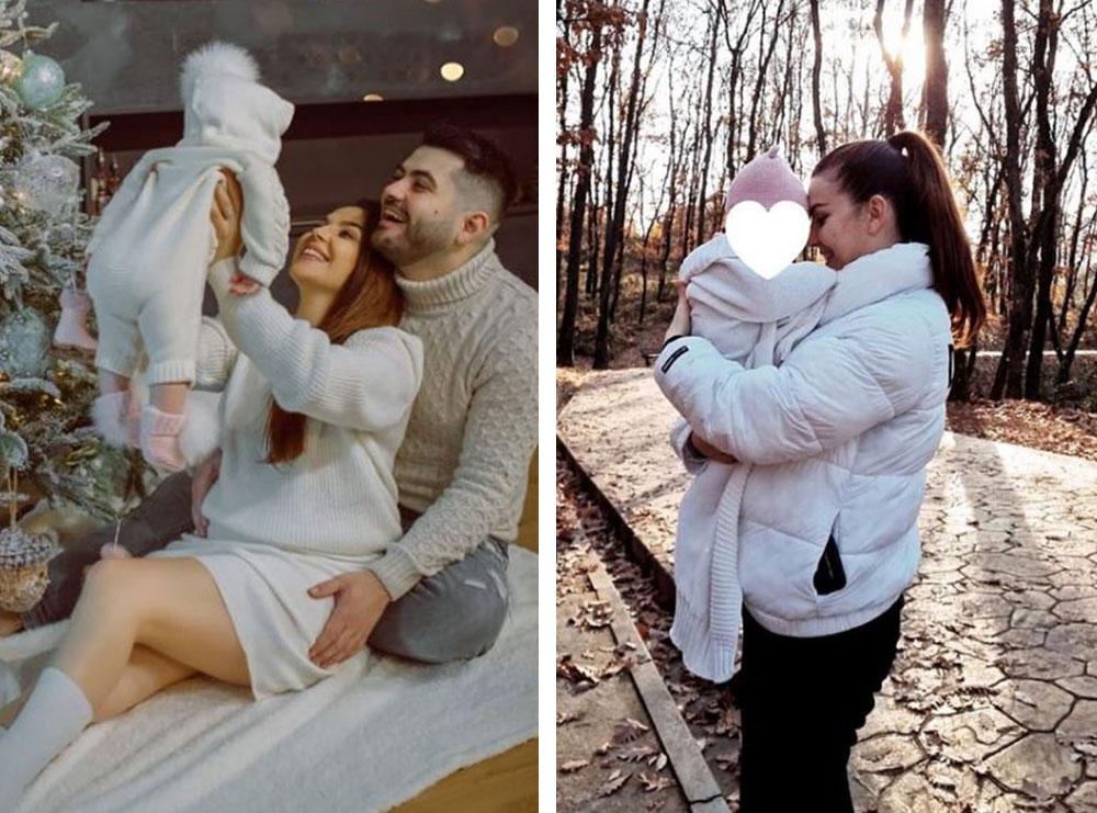 """""""U sajova me ç'na ndodhej""""- Olta Boka ndan fotot e papublikuara më parë nga shtatzënia të realizuara nga partneri i saj"""