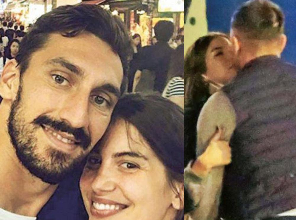 'Chi' zbulon lidhjen: ish-gruaja e Astorit, tre vjet pas humbjes së tij, gjen dashurinë tek lojtari i Inter