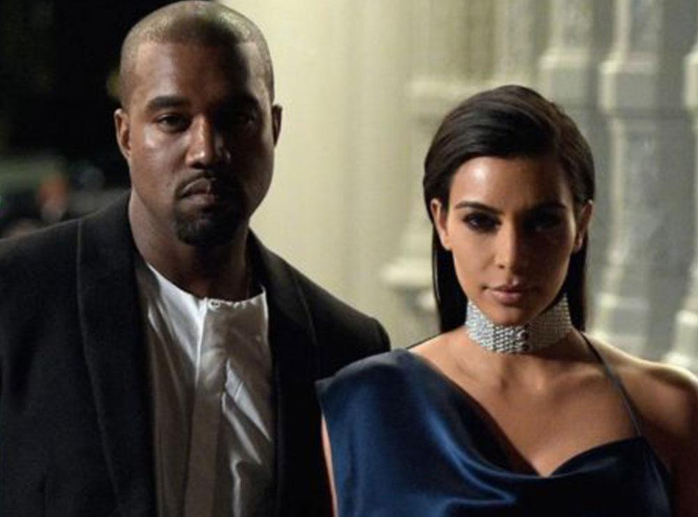 Pas ndarjes, Kanye shet bizhuteritë e Kim-it