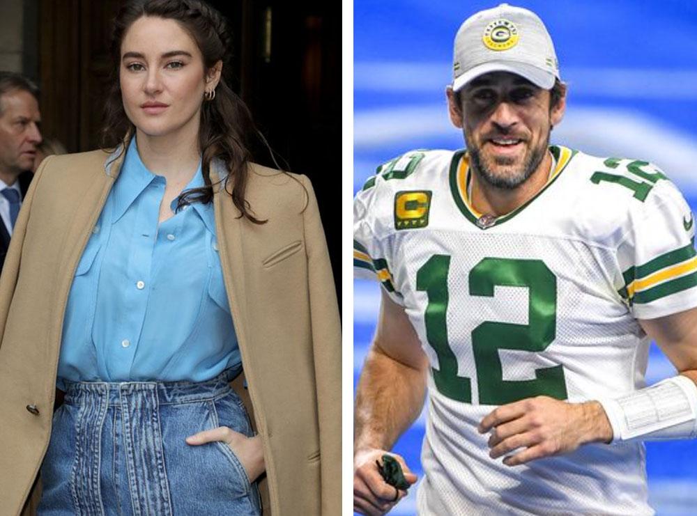 """""""Kurrë s'kam menduar se do të fejohem me dikë që ka hedhur topa për të jetuar""""- Aktorja konfirmon romancën e re me Aaron Rodgers"""