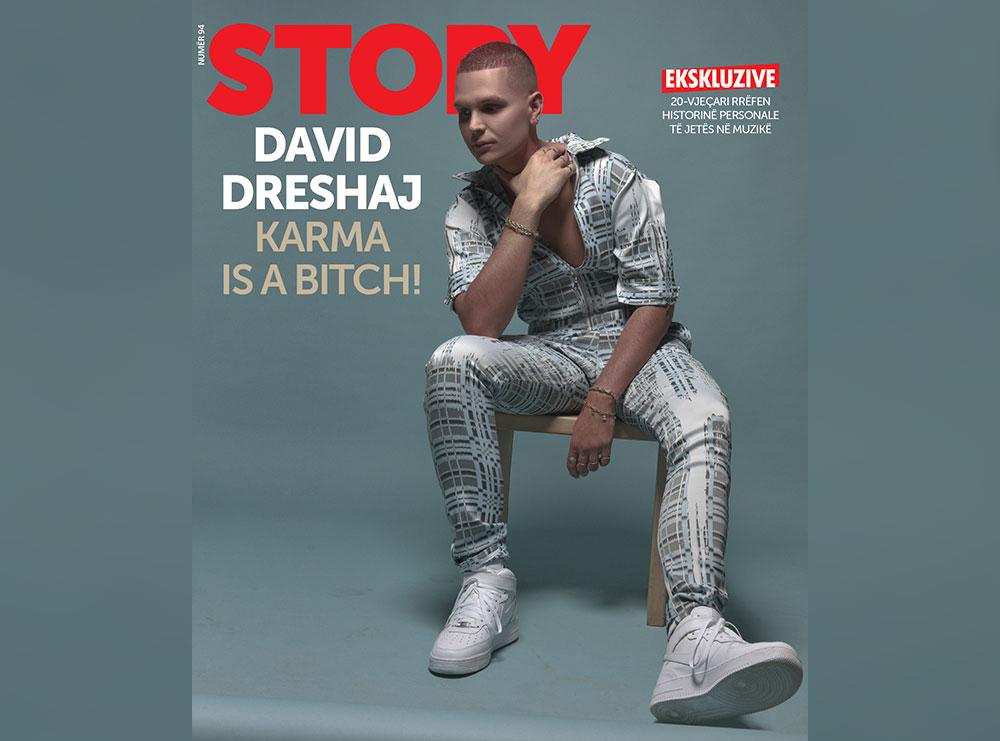 Këngëtari David Dreshaj rrëfen historinë personale: Karma is a bitch, e kam provuar!