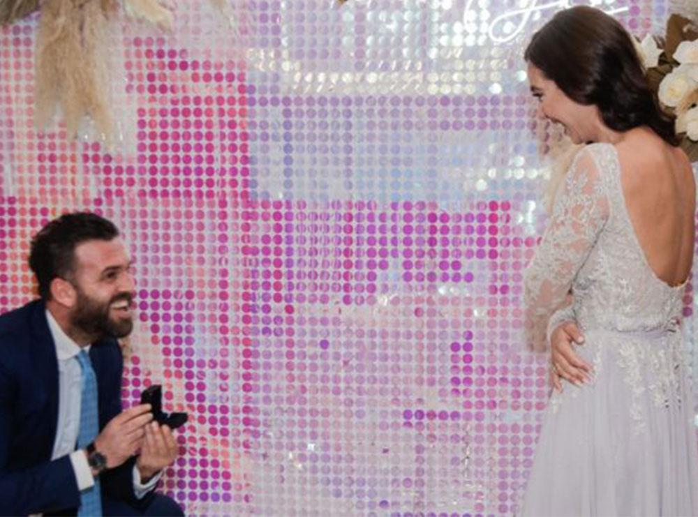 """Dikush tha """"Po"""" ditën e djeshme dhe Tirana ka një çift të ri"""