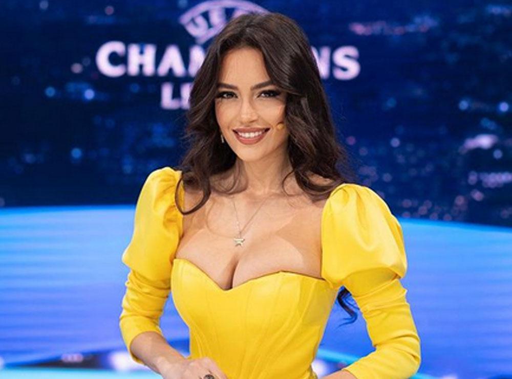 Eva Murati lidh kontratë me markën e njohur italiane të të brendshmeve
