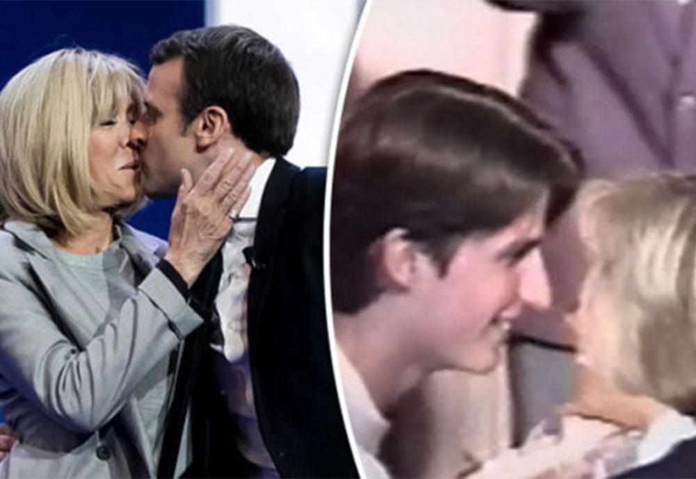 """Kur Macron 17-vjeçar i tha Brigitte 41-vjeçare: """"Do martohem me ty"""". Dhe e bëri"""