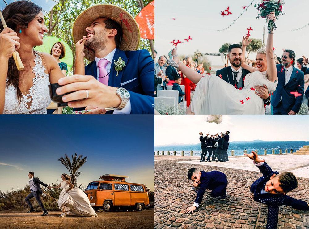 Fotot që kanë fituar Konkursin Ndërkombëtar të Fotografive të Dasmës, jeni kurioz t'i shihni?!