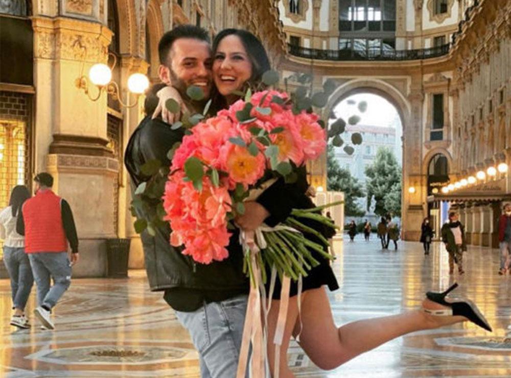Lule, shëtitje, dyqane, kjo është festa e vërtetë e ditëlindjes së Arbanës dhe Eduartit në Itali