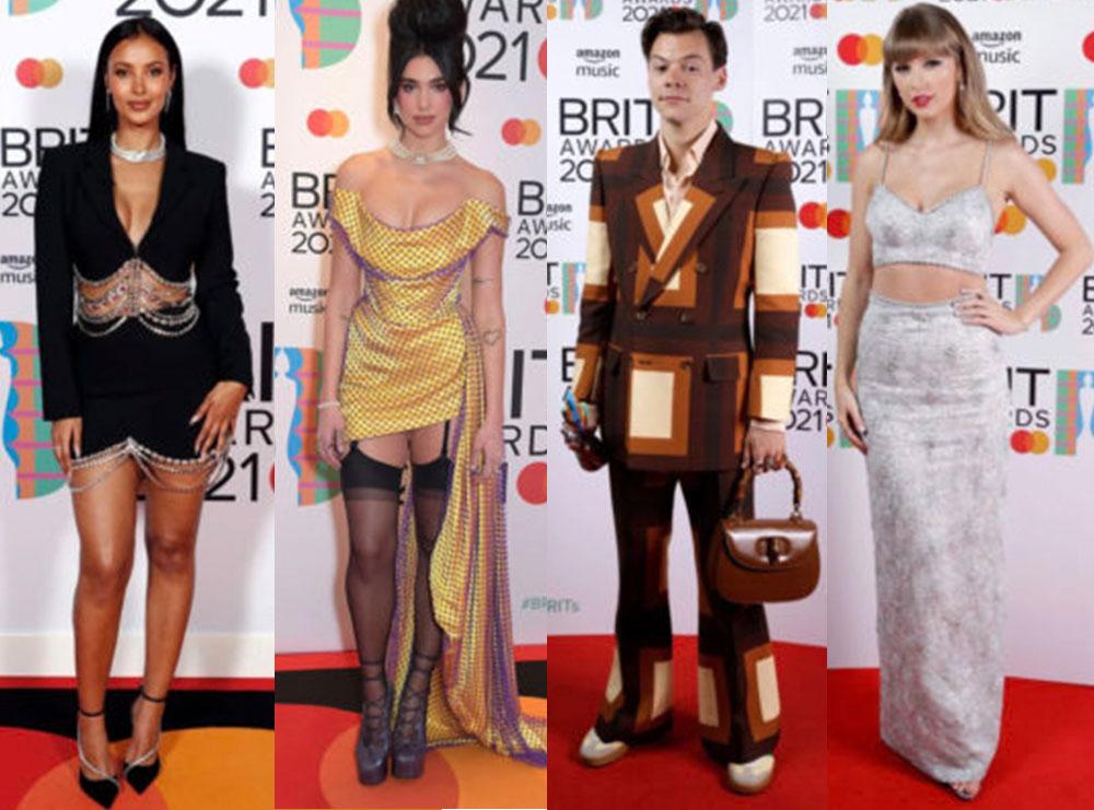 """""""BRIT Awards 2021"""" i pati të gjitha. Ju njohim me të veshurit më bukur"""