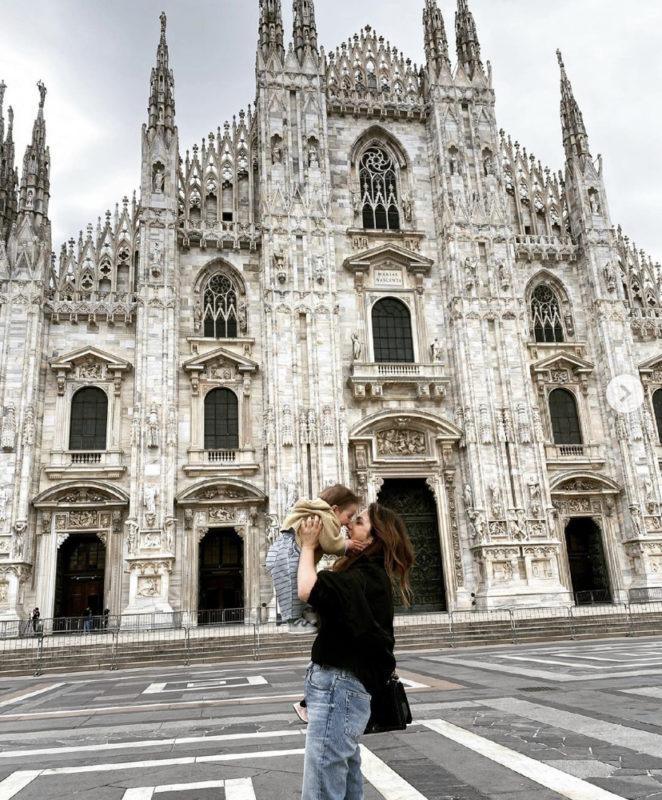 Më në fund Arbana ka ditëlindjen e ëndërruar: Në Milano me Diellin