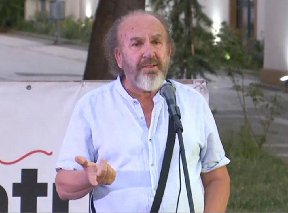Aktori Guljelm Radoja në gjendje kritike për jetën, intubohet në Tiranë