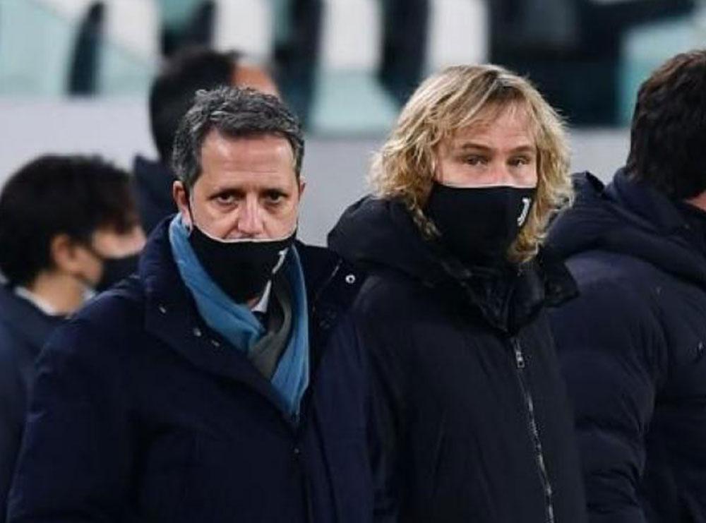 """Plas tek Juventusi, drejtuesit bardhezi nisin konfliktet. Ja arsyeja e """"mollës së sherrit"""""""