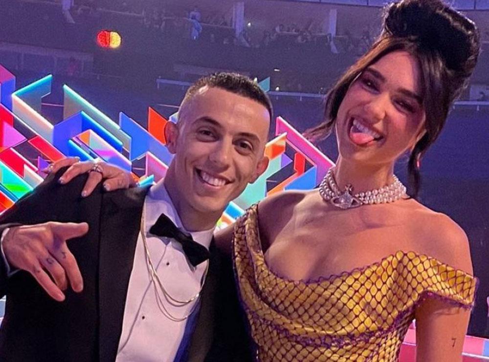 """Jo vetëm Dua Lipa! DJ shqiptar shkel në skenën e """"Brits 2021"""", nominohet për çmimin e rëndësishëm"""
