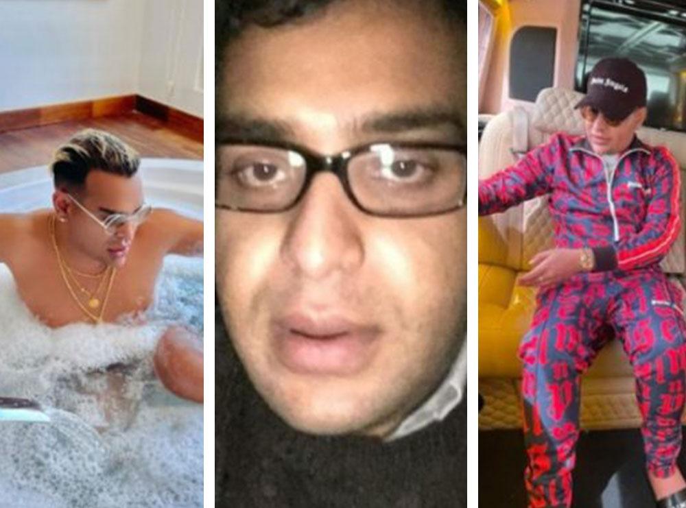 I fiksuar totalisht pas rrjeteve sociale, shpenzon 130,000 £ për pamjen e tij!